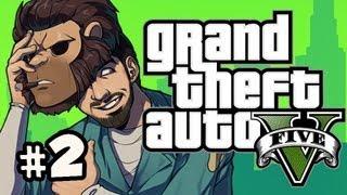 STREET FIGHT! - Grand Theft Auto V ( GTA 5 ) w/ Nova Ep.2