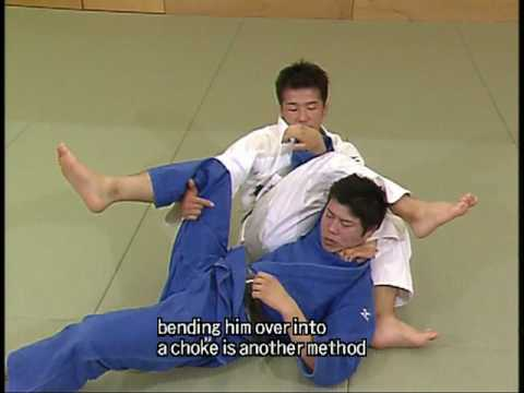 小室宏二『柔道固技上達法(下巻)』 Judo Katame-Waza: Grappling Training Methods 3 Image 1