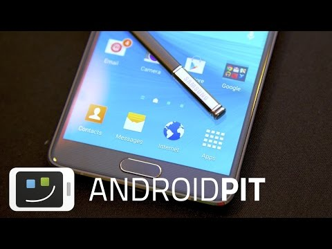 Samsung Galaxy Note 4 [HANDS ON]