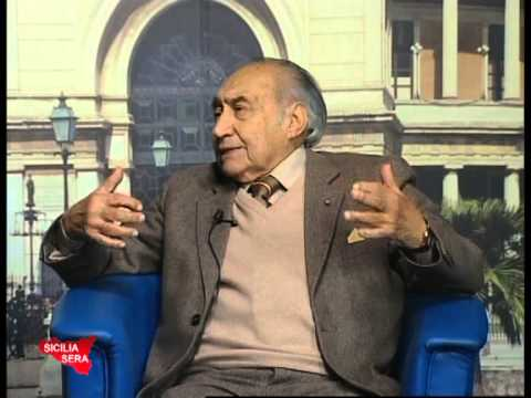 Sicilia Sera.Ospite Alfonso Giordano,Giudice MaxiProcesso Mafia e Presidente on.Cassazione.04/01/13