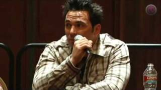 Ikkicon 2010 - Power Rangers Panel Part 4 (Jason David Frank and Johnny Yong Bosch)