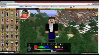 Minecraft: How to make a skin | Nova Skin | NO DOWNLOAD SOFTWARE NEEDED | FREE