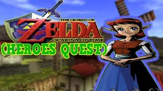 The Legend Of Zelda Ocarina Of Time Heroes Quest Part 7