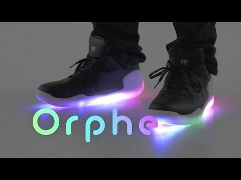 【画像】陽キャ御用達の靴、Orphe(オルフェ)爆誕wwwwwwwwww