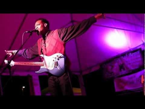 Eric Gales at the 26th Annual Carolina Blues Festival