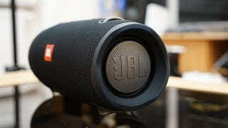 JBL XTREME 2 UNBOXING & REVIEW