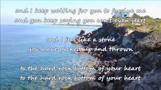 Randy Travis - Hard Rock Bottom of Your Heart
