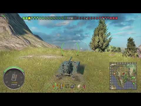 World of Tanks Xbox one AMX 13 F3 AM  1 Kill