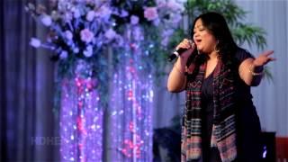 Fresno Hmong International New Year 2014 Singing Competition Rnd 2 - Julia Vang