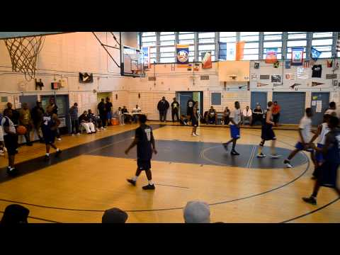2 | Mount Vernon High School Vs Christ The King High School | 2012 Nike IS8 Fall Classic