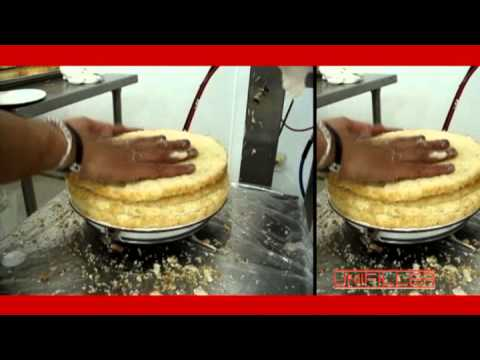 Unifillers Cake Icing Equipment the COM 1000i