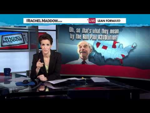 Doug Wead on The Rachel Maddow Show MSNBC 2/10/12