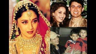 নায়িকা মাধুরী দীক্ষিত এর জীবন কাহিনী   Biography of Bollywood Actress Madhuri Dixit 2017 !!