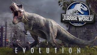 Jurassic World Evolution: Đến thăm công viên khủng long!