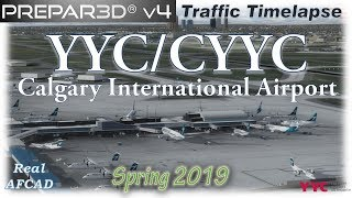 [P3D] FSimStudios - Calgary International Airport (YYC/CYYC)
