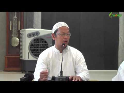 Ust. Nurul Azmi - Biografi Abu Bakar Shiddiq Bag. 3