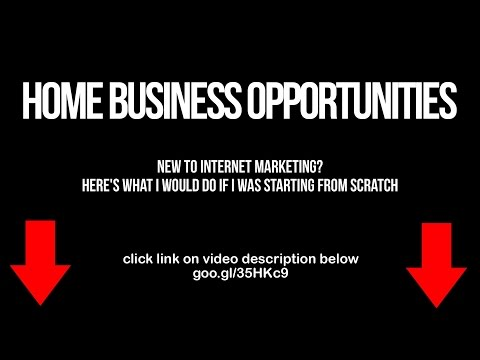 home based business opportunities in canada
