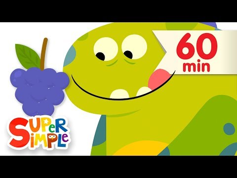 Are You Hungry?  | + More Kids Songs | Super Simple Songs
