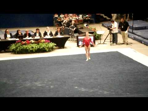 World FX Champ Ksenia Afanaseva - 2011 Mexican Open FX