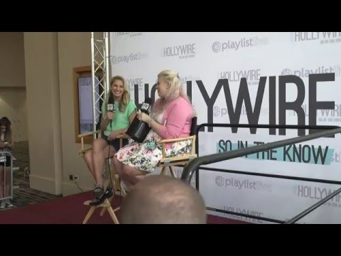 Hollywire Interviews from Playlist Live - Sprinkle of Glitter