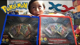 The BEST Premuim XY Collection Box Opening!! The Most FULL ARTS EVER!! BEST PROMO POKEMON CARDS!