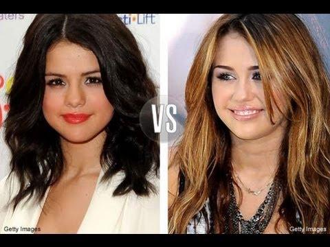 Hot News #3 / Duelo Imperdible Selena Gomez y Miley Cyrus