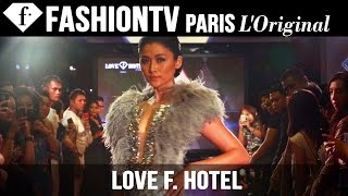 Love F. Hotel Bali Opening Ceremony ft Michel Adam - Part 2 | FashionTV