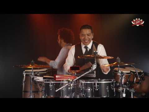 Luisito and Anderson Quintero Performance Gon Bops Timbales