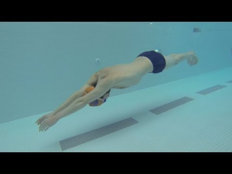 How To Swim Underwater | Swimming Lessons video