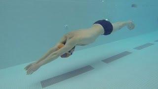 How to Swim Underwater | Swimming Lessons