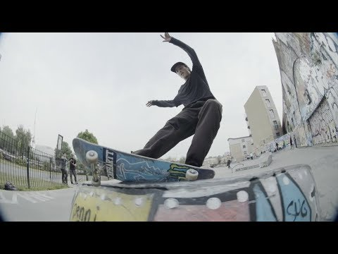 2018 SLS Monster Energy: Skating Around London