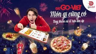 GO-VIET: Món ăn nhanh gì cũng có, mà còn giao nhanh!