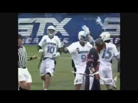 Paul Rabil, Mikey Powell, Kyle Harrison(HD)