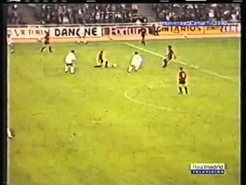 Champions League Cup - Real Madrid 2 v AC Milan 1 - 1990 - Football Highlights - 1990s