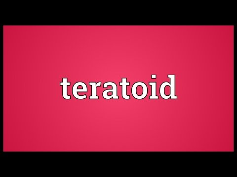 Header of teratoid