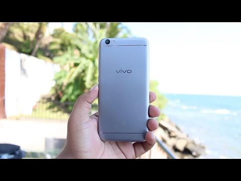 Vivo V5 Unboxing & Hands on, Camera, Features