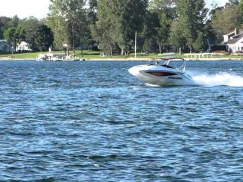 2005 Sea Doo Jet Boat 180 Challenger Supercharged Youtube