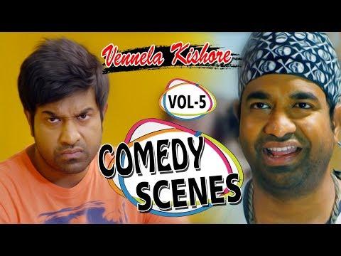 Non Stop Comedy Scenes - Vennela Kishore Comedy Scenes - Latest Telugu Comedy Scenes