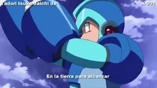 BRAVE NEW WORLD (世界は一つの舞台 ) - Marina - PROJECT X ZONE 2 Opening Full Sub Español