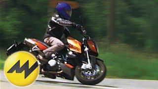 Test KTM 990 Super Duke Tim Schrick testet