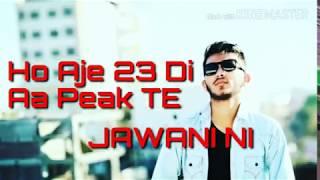 Lifestyle Sidhu Moosewala Ft. Banka Game Changer | New Punjabi Song 2017,Lifestyle (F