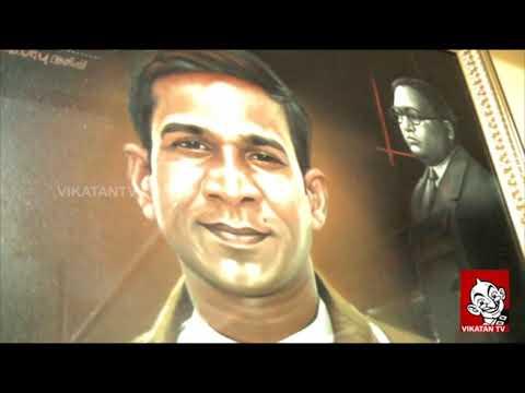 Attakathi Singer Gana Bala Special Interview- Ananda Vikatan
