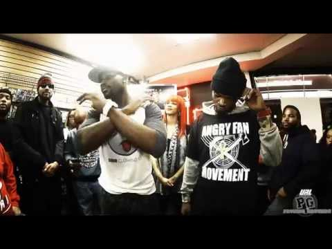 PROVING GROUNDS: SHOWOFF VS BRIZZ RAWSTEEN Music Videos