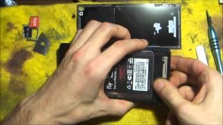 Разборка смартфона Fly IQ4511 Octa