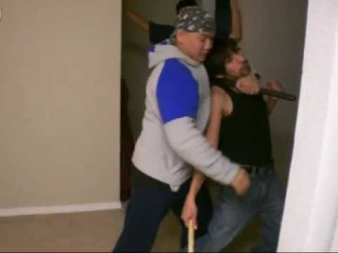 [DAMAG-INC Kali] Cane Fighting Techniques Image 1
