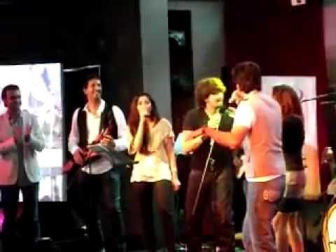 Rab Rakha Fantabolous LIVE Performance By Sonu Nigam & Team