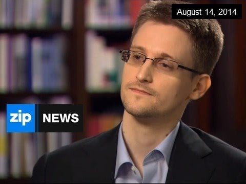 Snowden Claims NSA Responsible For 2012 Blackout - August 14, 2014