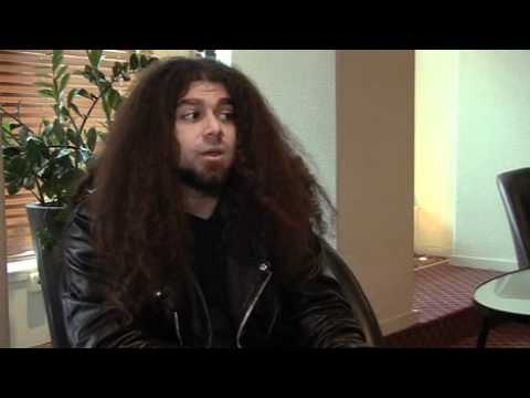 Coheed and Cambria interview - Claudio Sanchez (part 3)