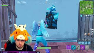 NEW MYTH AND POKIMANE FINALLY GOT TOGETHER Fortnite Clutch Moments Fortnite Battle Royale Highlights