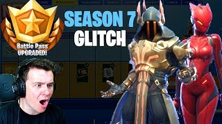 HOW TO GET BATTLE PASS *FOR FREE* SEASON 7 IN FORTNITE - FORTNITE SEASON 7 GLITCH